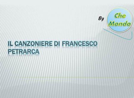 Francesco Petrarca – Canzoniere: struttura e analisi